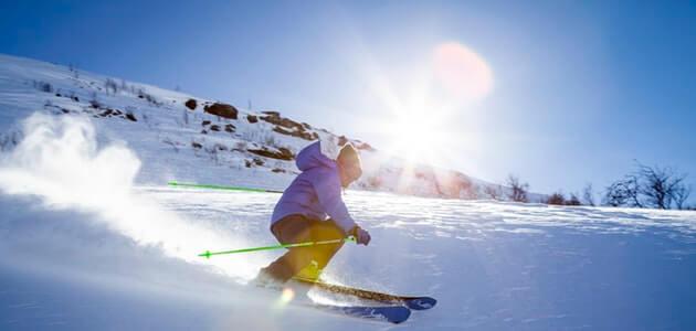 Lyžujem, lyžuješ, lyžujeme