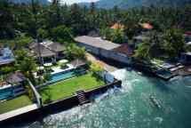 Aerial Drone Villa Gita Bali