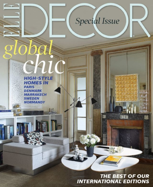 Elle Decor France Issue 255