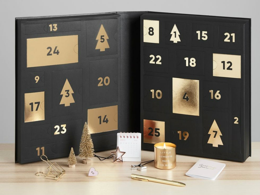 The Best Luxury Advent Calendars For Christmas 2017