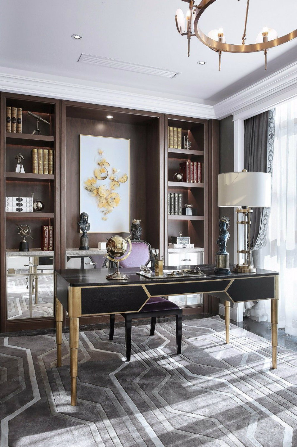Home Office Decor Ideas How To Design A Workspace At Home