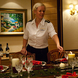 Yacht 2nd Stewardess Crew Position Job Description And