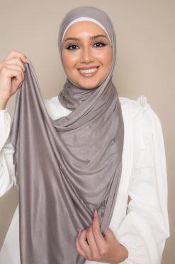 smoky hijab