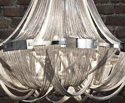 luminaire luxe Soscik suspension salon Nicolas Terzani