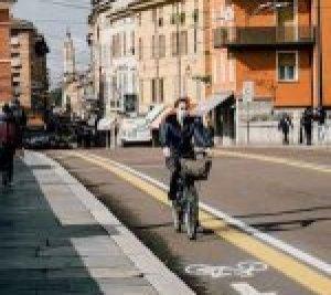 Santiago Sylvester con José Bergamín, en Madrid, España, 1979