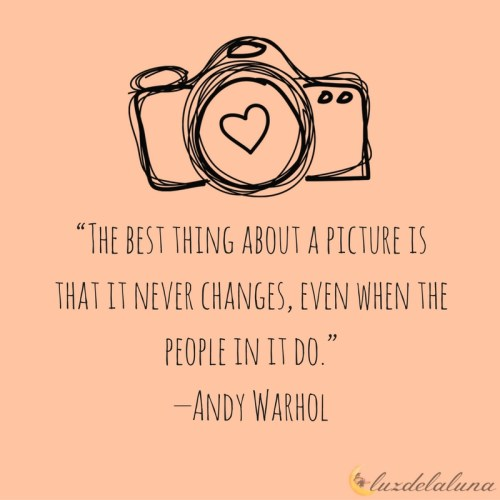 photography quotes luzdelaluna