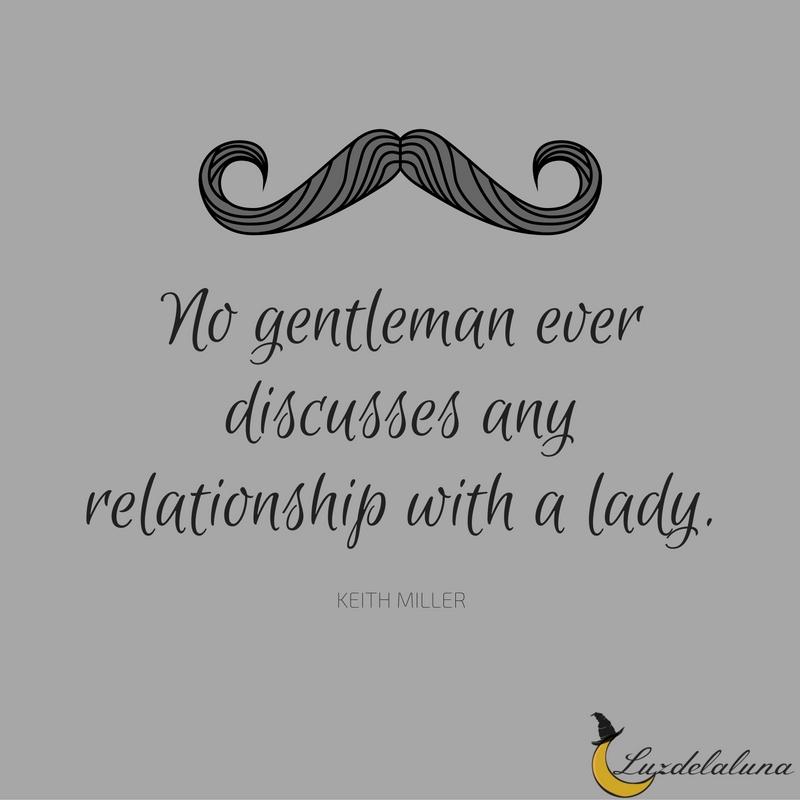 Gentleman Quotes