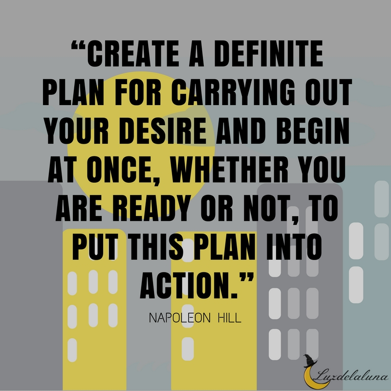 plan to success quotes