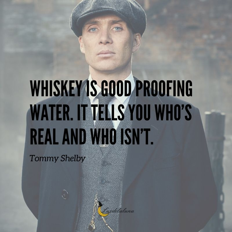 tommy shelby quotes
