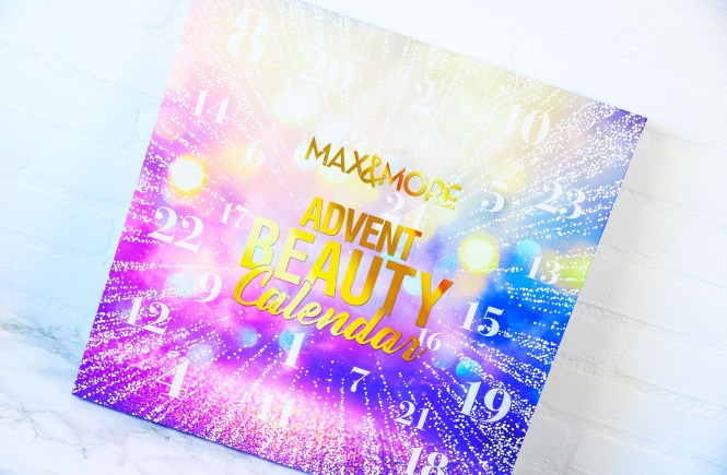 Action Max and More Advent Beauty Calendar
