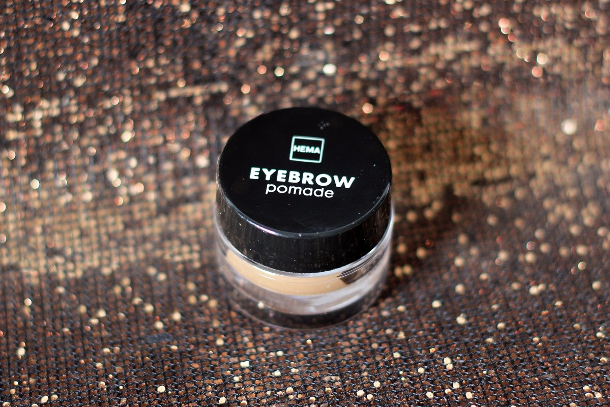 HEMA Eyebrow Pomade Blonde | Nieuwe Holy Grail?