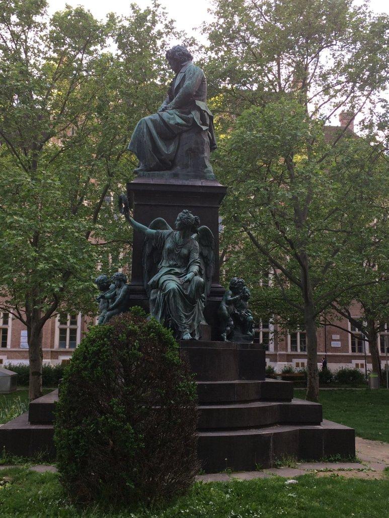 I luoghi beethoveniani a Vienna, Austria