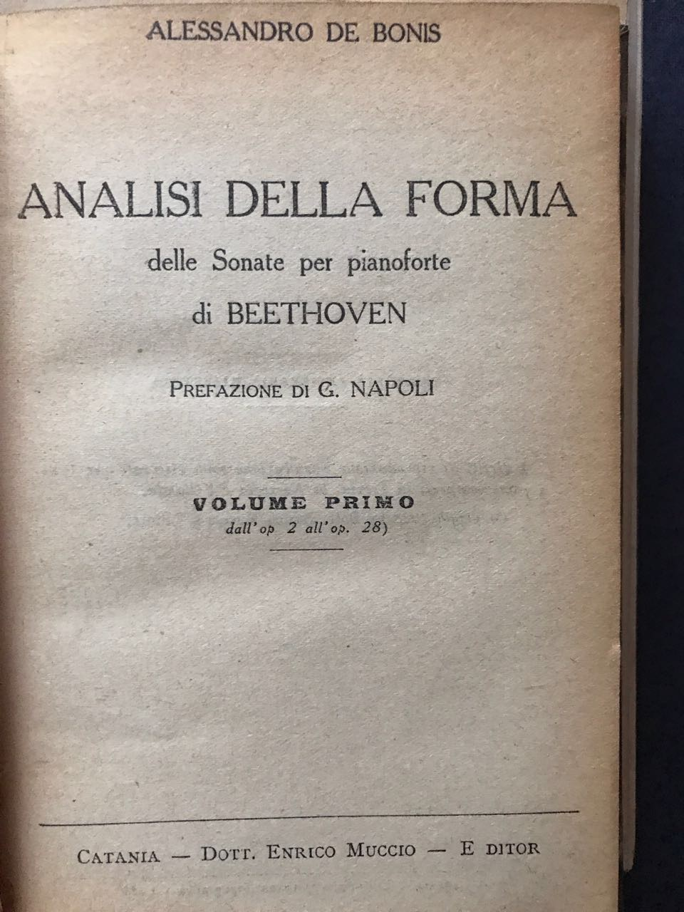 De Bonis Alessandro