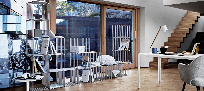 Panton  Wire Cubes  LVC DesignLVC Design