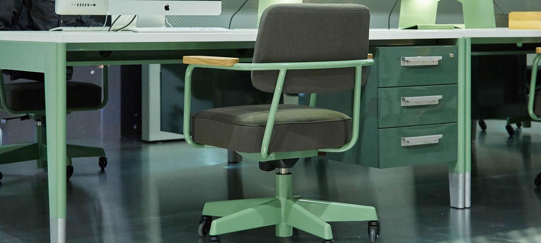 Fauteuil Direction Pivotant LVC DesignLVC Design