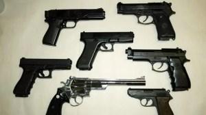 Gun weapons firearms