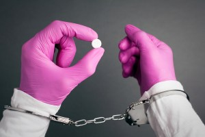 Administration of Drug to AID Commission of Crime