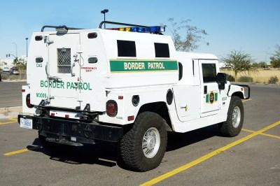 border patrol - illegal immigration
