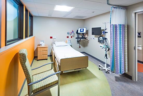 Childrens Cancer Center And Multipurpose Infusion Center