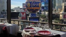 Dining Spotlight Eiffel Tower Restaurant - Lv Monorail