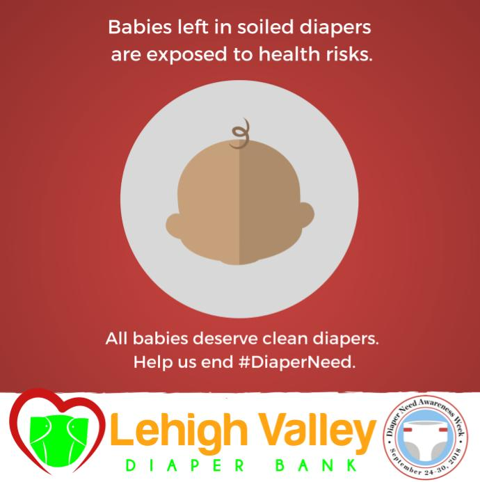 Diaper Need Awareness Week 8