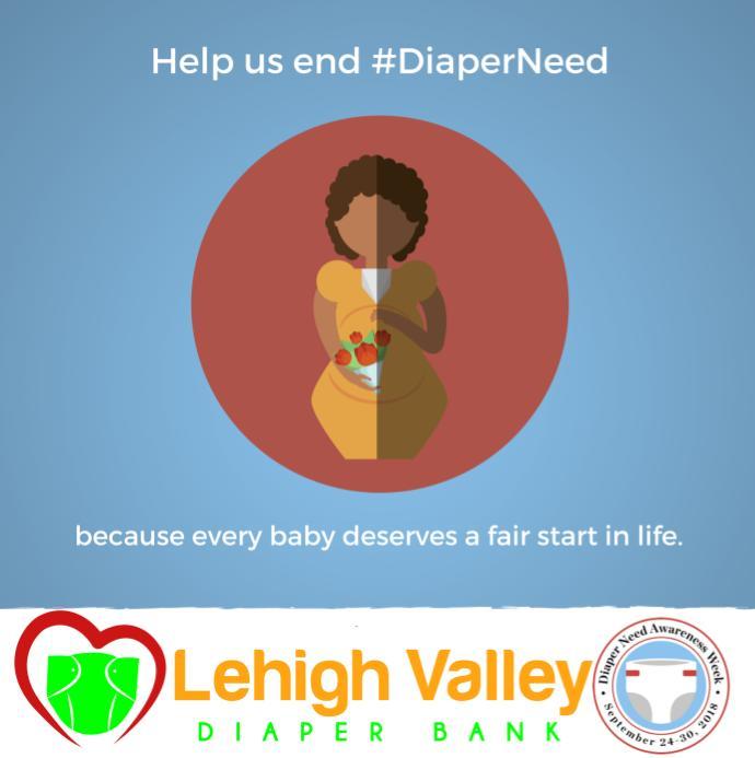 Diaper Need Awareness Week 9
