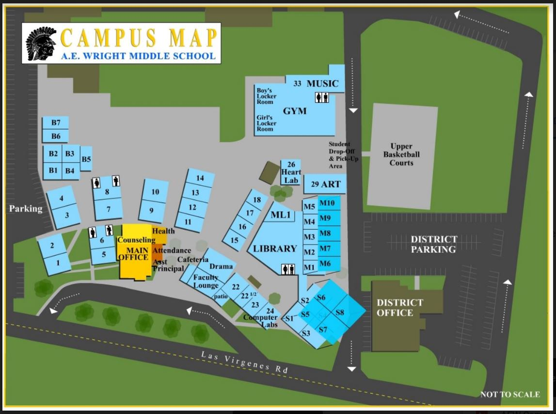 Campus Map Home