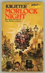 morlock night book cover