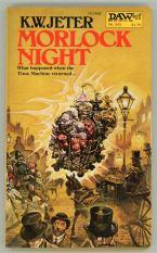 morlock night book cover