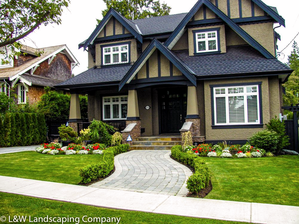 Landscaping Vancouver West
