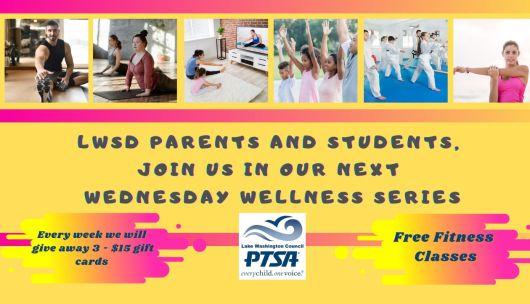 Wednesday Wellness Events