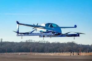 Carro Voador da Boeing