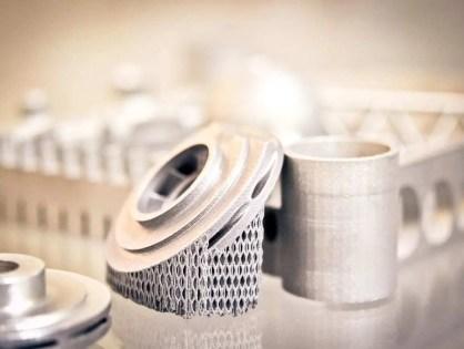 A Impressão 3D de metal  está revolucionando os processos industriais