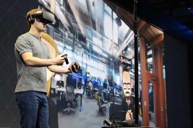 A Realidade virtual