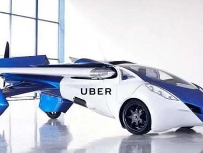 Conheça o carro voador da UBER que será testado no Brasil
