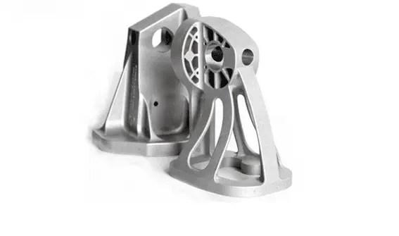 Peça de Impressão 3D em Metal