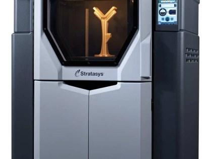 Novos equipamentos Stratasys - Fortus380mc e Fortus450mc