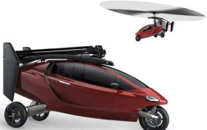 Conheça o primeiro carro voador a ser fabricado em série 1