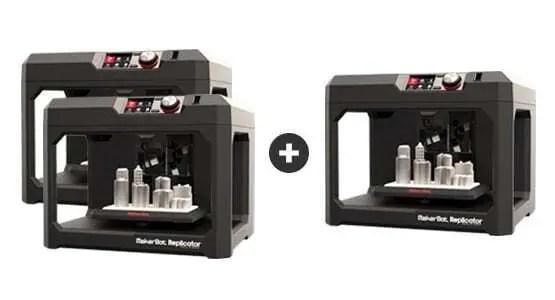 Compre Duas, Doe Uma: A Promoção da MakerBot dá Impressoras 3D gratuitamente a Escolas de Sua Escolha 1