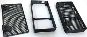 Desenvolvimento de materiais personalizados da Stratasys permite imprimir em 3D peças aeroespaciais antiestáticas