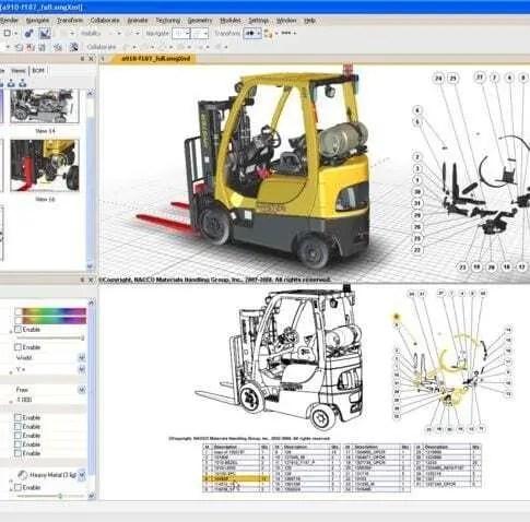 Ilustracao Tecnica 3D