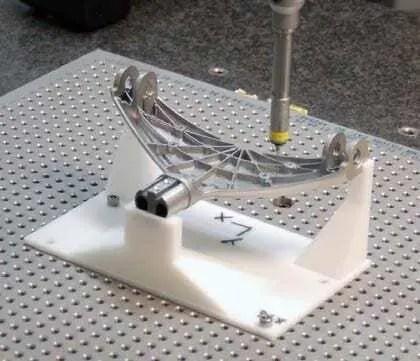 Impressão 3D de Dispositivos e Gabaritos - material de impressão ABS-M30