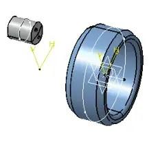 Como Criar Juntas Point and Curve no CATIA V5?