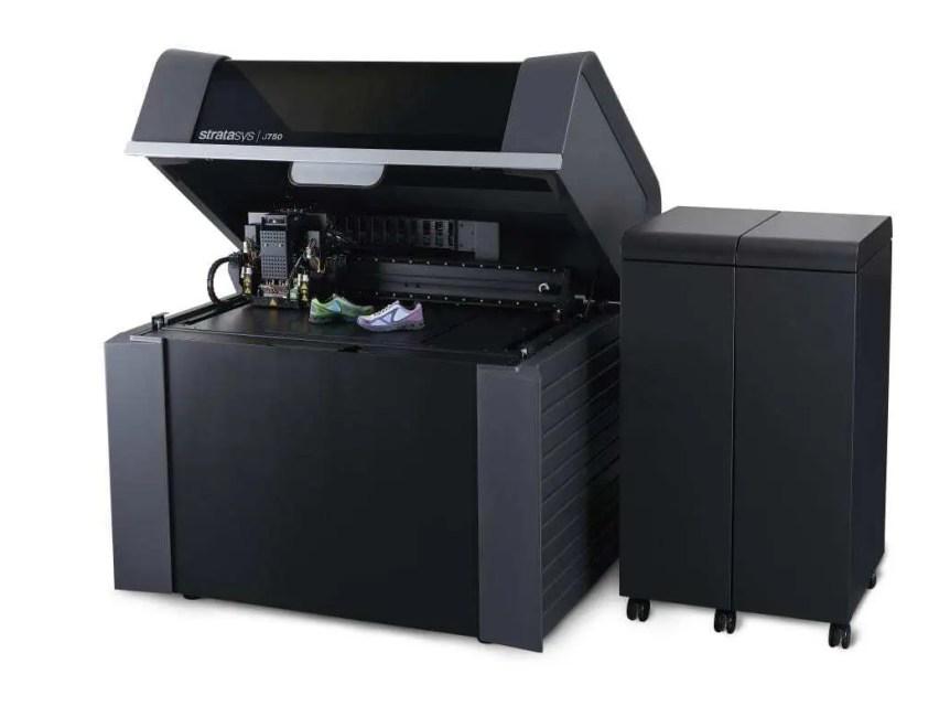 LWT Sistemas vende primeira impressora 3D J750