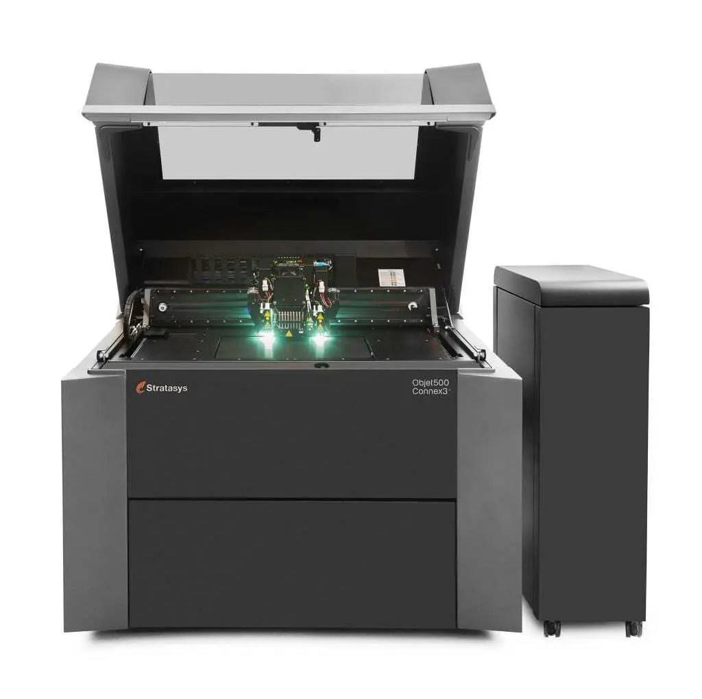 Impressoras 3D Stratasys Production Series