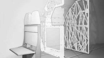 Airbus quer avião feito em impressora e hangar com robô e realidade virtual 2