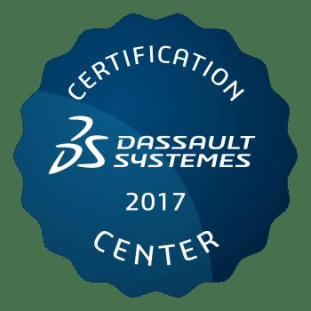 Certificação Dassault Systemes