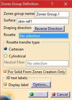 Dica Composites Design - Criando ZONES GROUPS 3