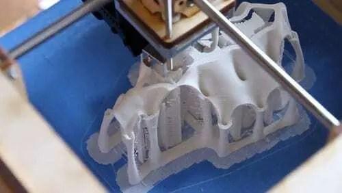 A Impressão 3D na Arquitetura.
