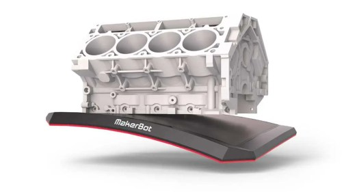 Impressora 3D MakerBot Replicator+ 1